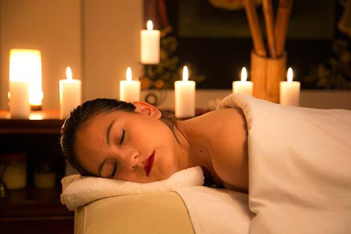 hotel avec massage